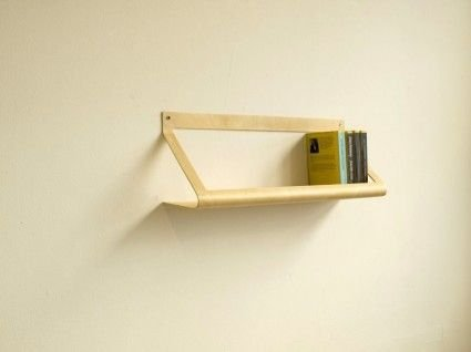 Trendy Plywood Bookshelf Design Ideas With Floating Effects To Try Asap26