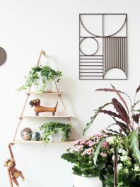 Unusual Indoor Garden Design Ideas With Scandinavian Style To Have12
