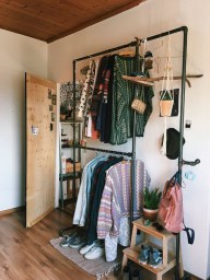 Unusual Industrial Pipe Rack Storage Design Ideas To Try Right Now01