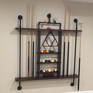 Unusual Industrial Pipe Rack Storage Design Ideas To Try Right Now24