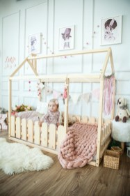Wondeful Girls Room Design Ideas With Play Houses To Copy11