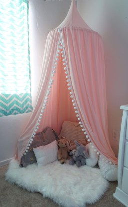 Wondeful Girls Room Design Ideas With Play Houses To Copy30