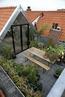 Adorable Rooftop Gardens Design Ideas That Looks Awesome09