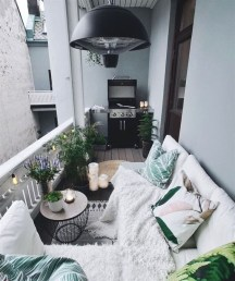 Affordable Small Balcony Design Ideas On A Budget19