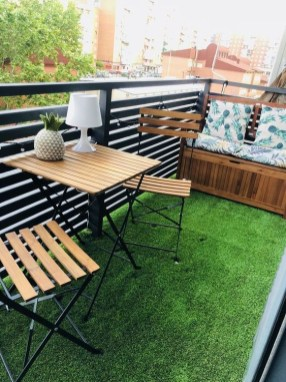 Affordable Small Balcony Design Ideas On A Budget24