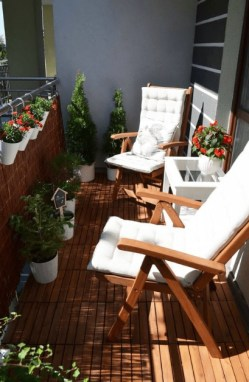 Affordable Small Balcony Design Ideas On A Budget26
