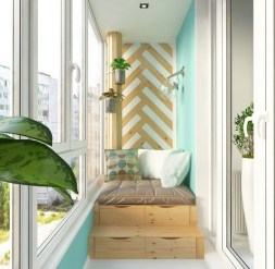 Affordable Small Balcony Design Ideas On A Budget29