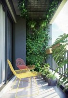 Affordable Small Balcony Design Ideas On A Budget34