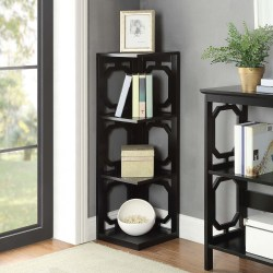 Amazing Living Room Corner Bookcase Design Ideas To Try Asap04