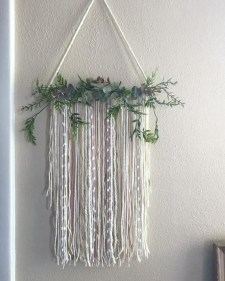 Awesome Diy Hanging Decoration Ideas For Bedroom That You Must Try10