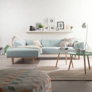 Best Pastel Living Rooms Design Ideas With Small Space To Have07