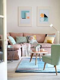 Best Pastel Living Rooms Design Ideas With Small Space To Have11
