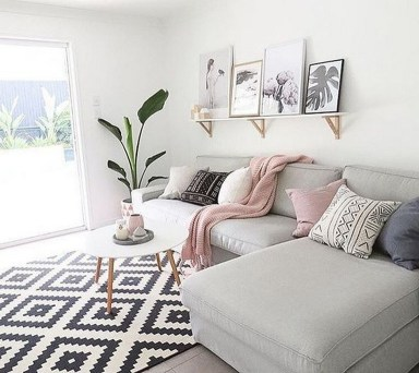 Best Pastel Living Rooms Design Ideas With Small Space To Have20