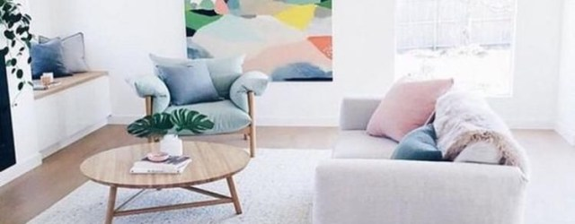 Best Pastel Living Rooms Design Ideas With Small Space To Have31