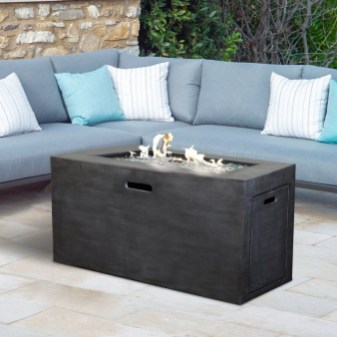 Best Patio Deck Design Ideas With Firepit To Make The Atmosphere Warmer22