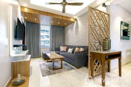 Brilliant Living Room Wood Ceiling Design Ideas That You Should Try09