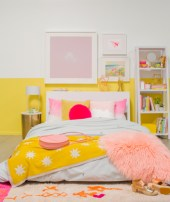Captivating Colorful Bedroom Design Ideas That Looks So Lovely04