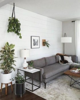 Charming Living Room Decoration Ideas With Minimalist Sofa To Try Asap06
