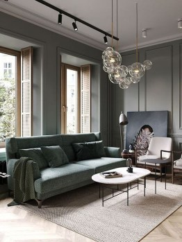 Charming Living Room Decoration Ideas With Minimalist Sofa To Try Asap09
