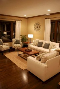 Charming Living Room Decoration Ideas With Minimalist Sofa To Try Asap27