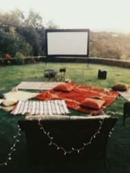 Chic Outdoor Home Theaters Design Ideas To Have Asap13
