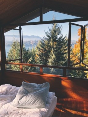 Fantastic Bedrooms Design Ideas With A View Of Nature08