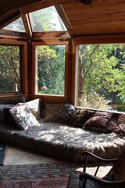 Fantastic Bedrooms Design Ideas With A View Of Nature21