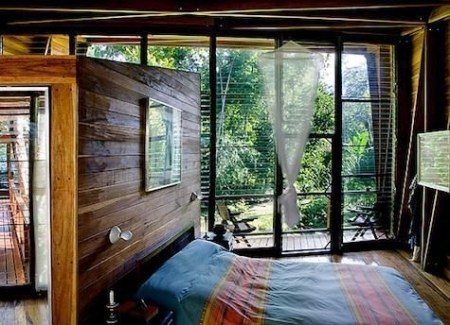 Fantastic Bedrooms Design Ideas With A View Of Nature33