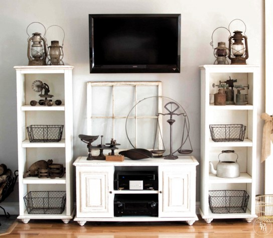 Incredible Diy Entertainment Center Design Ideas That Look More Comfort09