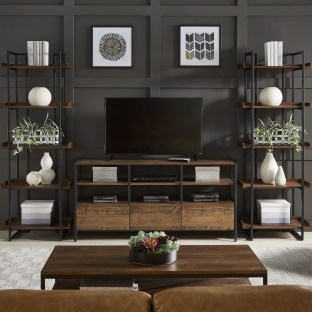 Incredible Diy Entertainment Center Design Ideas That Look More Comfort15
