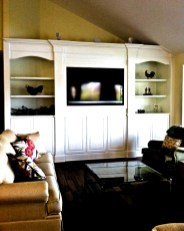 Incredible Diy Entertainment Center Design Ideas That Look More Comfort18