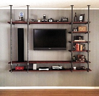 Incredible Diy Entertainment Center Design Ideas That Look More Comfort27