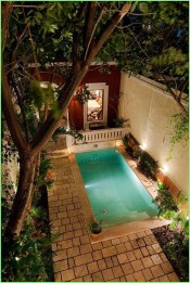 Inspiring Small Backyard Pool Design Ideas For Your Relaxing Place20