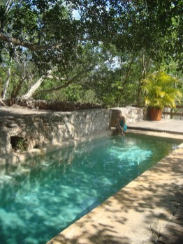 Inspiring Small Backyard Pool Design Ideas For Your Relaxing Place22