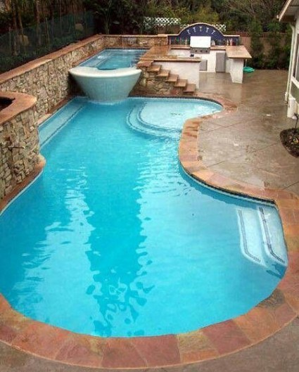 Inspiring Small Backyard Pool Design Ideas For Your Relaxing Place29