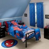 Latest Kids Bedroom Design Ideas With Spiderman Themes07