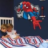 Latest Kids Bedroom Design Ideas With Spiderman Themes08