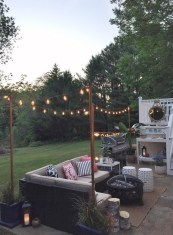 Lovely Deck Lighting Design Ideas For Cozy And Romantic Nuances At Night02