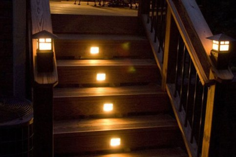 Lovely Deck Lighting Design Ideas For Cozy And Romantic Nuances At Night07