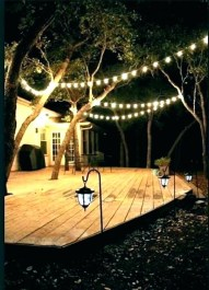 Lovely Deck Lighting Design Ideas For Cozy And Romantic Nuances At Night12