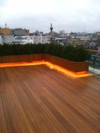 Lovely Deck Lighting Design Ideas For Cozy And Romantic Nuances At Night13