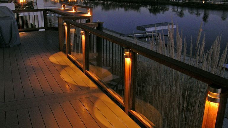 Lovely Deck Lighting Design Ideas For Cozy And Romantic Nuances At Night17