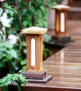 Lovely Deck Lighting Design Ideas For Cozy And Romantic Nuances At Night29