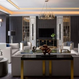 Magnificient Lighting Design Ideas For Stunning Living Room Décor12