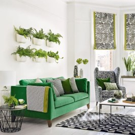 Rustic Spring Living Room Designs Ideas To Try Asap04