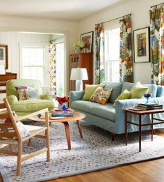 Rustic Spring Living Room Designs Ideas To Try Asap05