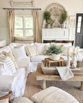 Rustic Spring Living Room Designs Ideas To Try Asap09