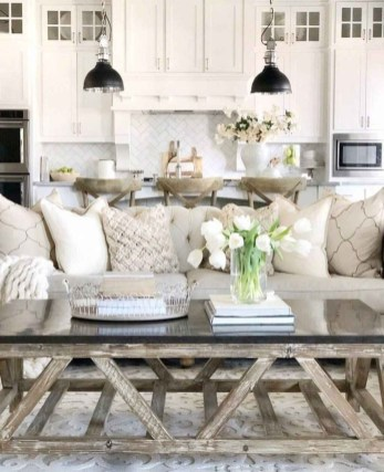Rustic Spring Living Room Designs Ideas To Try Asap37