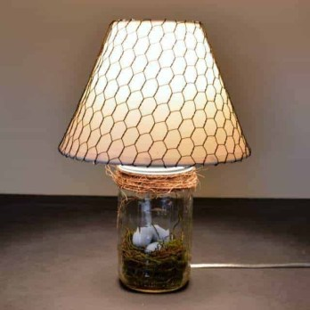 Stylish Diy Lamps Design Ideas For Stunning Living Room Decoration29
