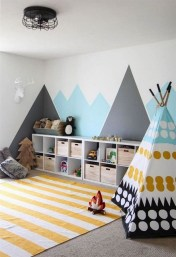 Trendy Kids Playroom Design Ideas To Try This Year12